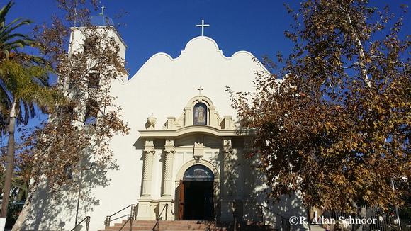 San Diego, CA Old Town Catholic Church
